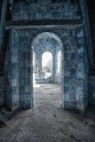De ingang aan de ruimte Royalty-vrije Stock Afbeelding