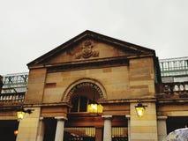 De ingang van de Coventtuin royalty-vrije stock foto