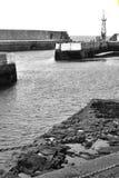 De ingang van de haven Royalty-vrije Stock Foto