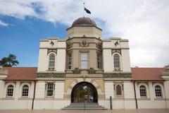 De Ingang van de Tarongadierentuin Royalty-vrije Stock Afbeeldingen