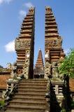 De Ingang van de tempel stock foto's