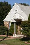 De Ingang van het huis Stock Afbeelding