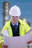 De Ingenieur van het project Royalty-vrije Stock Afbeelding