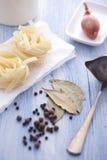 De ingrediënten van de soep Royalty-vrije Stock Foto