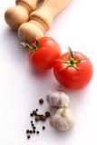 De ingrediënten van het voedsel Royalty-vrije Stock Afbeelding