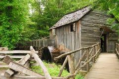 De Inham van Cades gristmill royalty-vrije stock fotografie