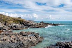 De Inham van Pruisen in Cornwall Royalty-vrije Stock Foto