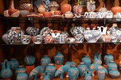 De inheemse winkel van de de ambachtgift van Amerikanen royalty-vrije stock foto