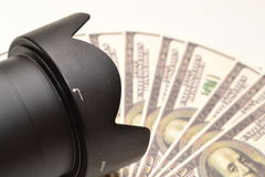 De inkomens Internet royalty-vrije stock foto