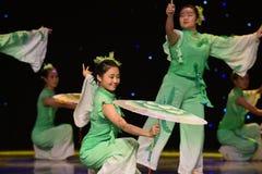 De inkt van de jasmijn-nationale volksdans Royalty-vrije Stock Fotografie