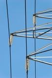 De Inrichtingen van de Mast van de macht Royalty-vrije Stock Afbeeldingen