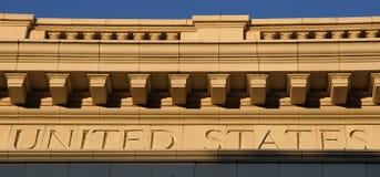 De Inschrijving van Verenigde Staten royalty-vrije stock afbeeldingen
