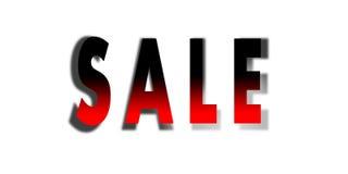 De inschrijvings` Verkoop ` Stock Foto's