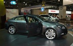 De Insignes van Opel stock foto