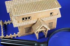 De Inspectie van het huis Royalty-vrije Stock Afbeelding