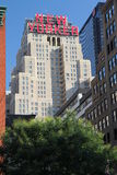 De instelling van New York Royalty-vrije Stock Foto
