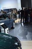 De Internationale Automobiele Salon van BMW Moskou Stock Afbeelding