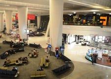 De internationale belastingvrije luchthaven van New Delhi royalty-vrije stock afbeelding