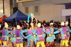 De internationale Chinese Parade 2012 van de Nacht van het Nieuwjaar Royalty-vrije Stock Fotografie