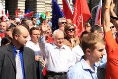 De internationale Dag van Arbeiders Royalty-vrije Stock Afbeelding