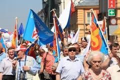De internationale Dag van Arbeiders Royalty-vrije Stock Fotografie