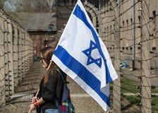 De internationale Dag van de Holocaustherinnering Royalty-vrije Stock Afbeeldingen