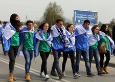 De internationale Dag van de Holocaustherinnering Royalty-vrije Stock Foto's