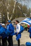 De internationale Dag van de Holocaustherinnering Stock Afbeelding