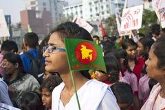 De internationale Dag van de Moedertaal stock foto