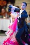 De internationale Dans van de wedstrijd beheerst 2010 Royalty-vrije Stock Fotografie