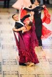 De internationale Dans van de wedstrijd beheerst 2010 Royalty-vrije Stock Foto