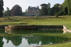 De internationale golfclub van Parijs, Royalty-vrije Stock Foto's