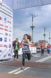 De Internationale Halve Marathon van Boekarest Stock Afbeeldingen