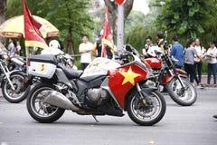 """De Internationale het Cirkelen van VTV Toernooien †""""Ton Hoa Sen Cup 2016 op 2 September, 2016 in Hanoi, Vietnam Stock Foto"""