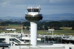 De Internationale Luchthaven van Auckland Stock Afbeeldingen