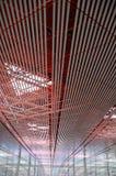 De Internationale Luchthaven van Peking Royalty-vrije Stock Foto
