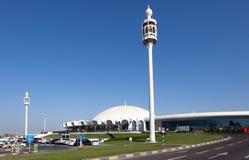 De Internationale Luchthaven van Sharjah royalty-vrije stock afbeelding