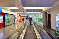 De Internationale Luchthaven van Taipeh Stock Afbeeldingen