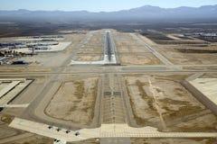 De Internationale Luchthaven van Tucson stock fotografie