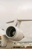 De Internationale Luchthaven van Viruviru Royalty-vrije Stock Foto