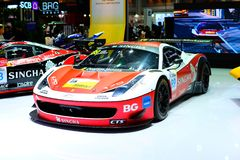 De Internationale Motor Expo van 34ste Thailand Stock Afbeelding