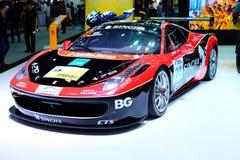 De Internationale Motor Expo van 34ste Thailand Stock Fotografie