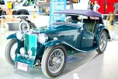 De Internationale Motor Expo van 34ste Thailand Stock Foto's
