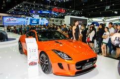 De Internationale Motor Expo 2015 van Thailand Royalty-vrije Stock Afbeelding