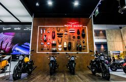 DE INTERNATIONALE DE MOTORshow 2018 VAN 39TH BANGKOK Stock Fotografie