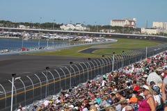 De Internationale Speedwaybaan van Daytona Stock Afbeelding