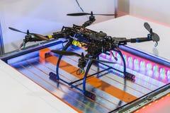 3de Internationale Tentoonstelling van Robotica en geavanceerd technolog royalty-vrije stock foto's
