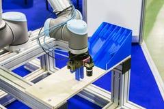 3de Internationale Tentoonstelling van Robotica en geavanceerd technolog Royalty-vrije Stock Afbeelding