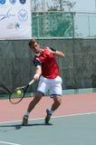De internationale toernooien van tenniseuropa stock afbeelding