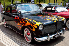 De Internationale Uitstekende & Klassieke Auto van Maleisië Royalty-vrije Stock Afbeelding